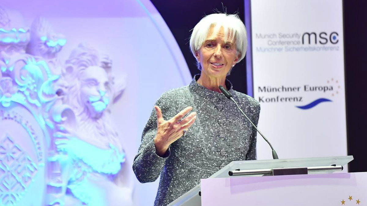Christine Lagarde FMI Banco Central Europeo