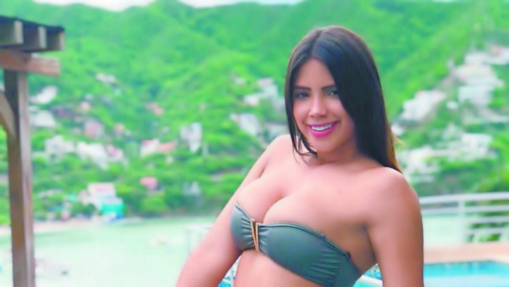 Modelo reality pereció ahogada Puerto Colombia
