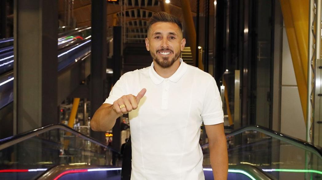 Héctor Herrera_Atlético de Madrid