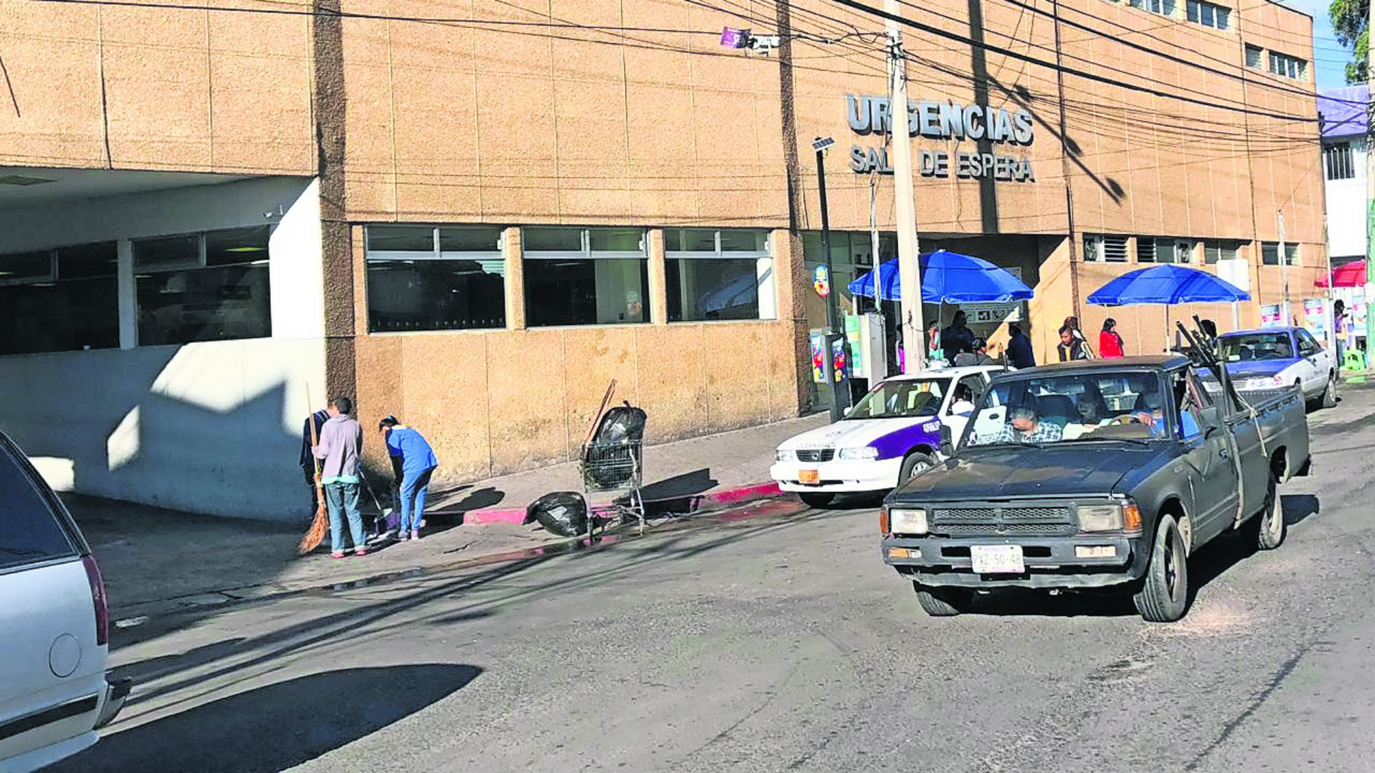 Sujeto abandona cadáver Madre muerta Morelos