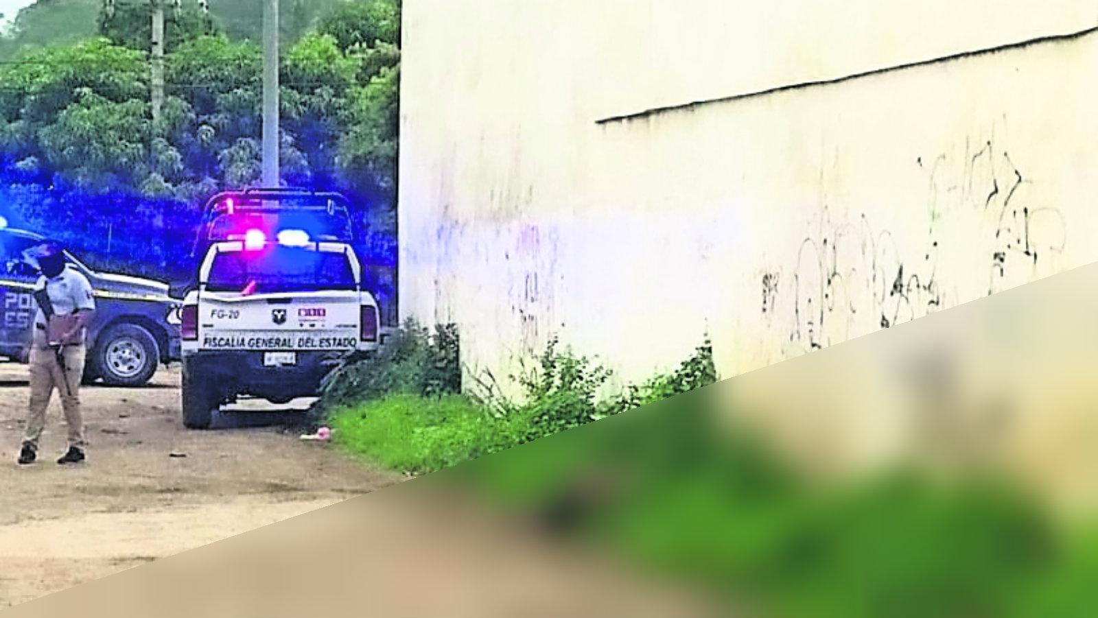 Abandonan cadáver Torturado y asfixiado Guerrero Acapulco