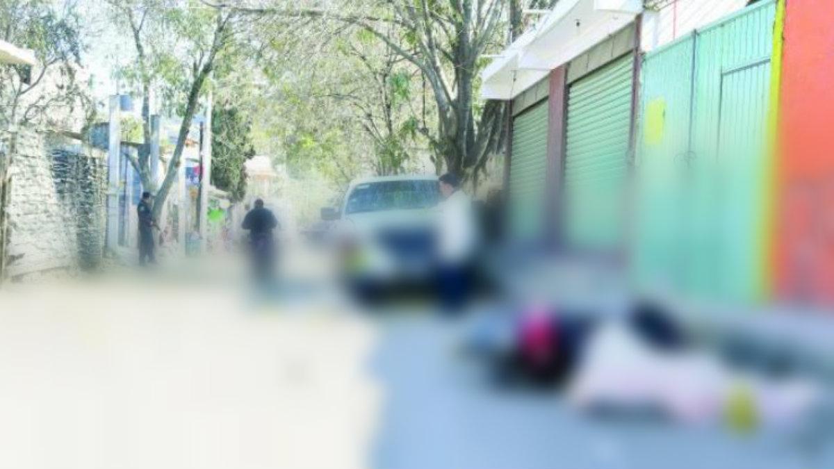 Motociclistas asesinados balazos Xochimilco