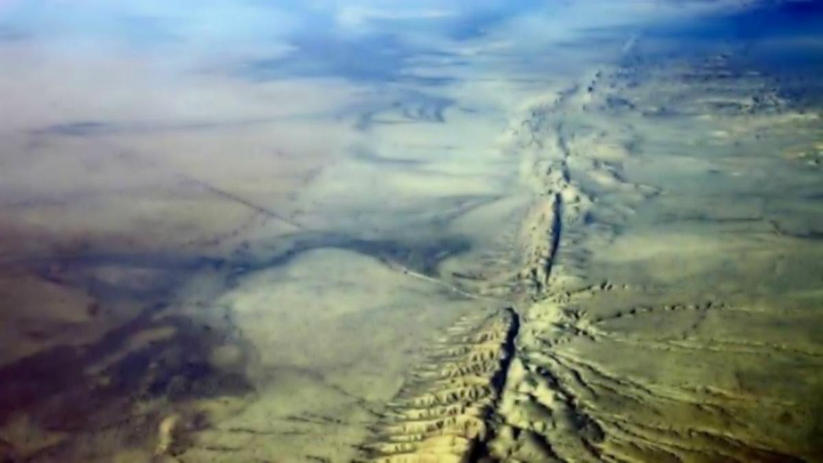 falla de San Andrés Big One Temblor Terremoto