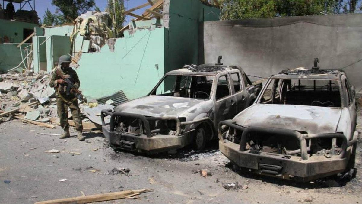 atentado coche bomba explosión muertos heridos hospital víctimas afganistán