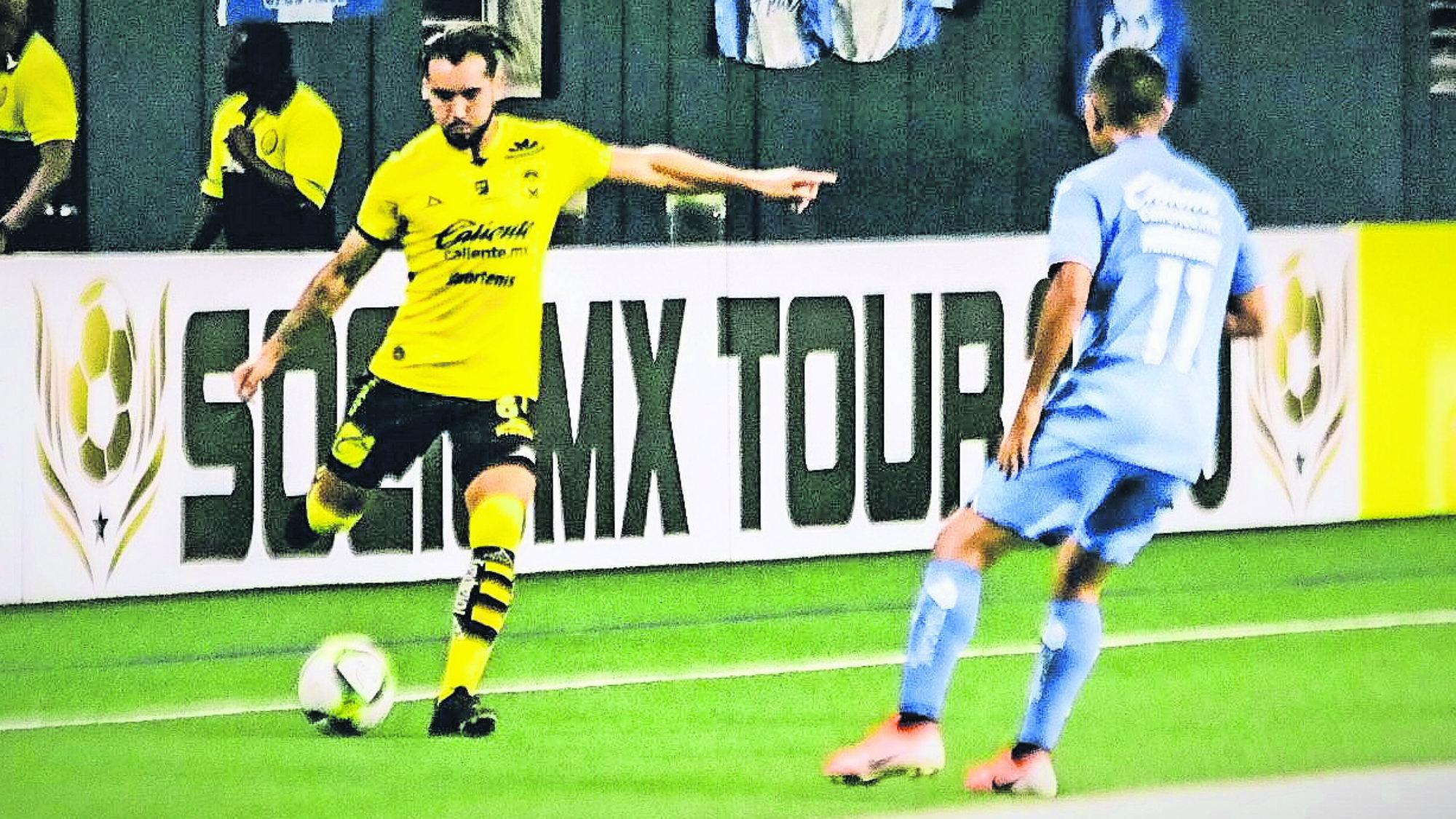 Cruz Azul vs Monarcas Derrota consecutiva Fútbol nacional