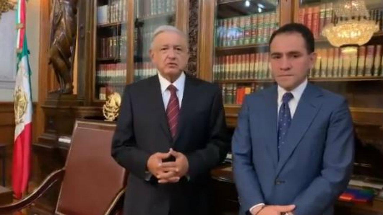 arturo herrera secretario de hacienda carlos urzua AMLO