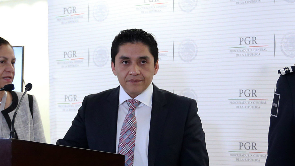 Gualberto Ramírez deja unidad de secuestro de la SEIDO