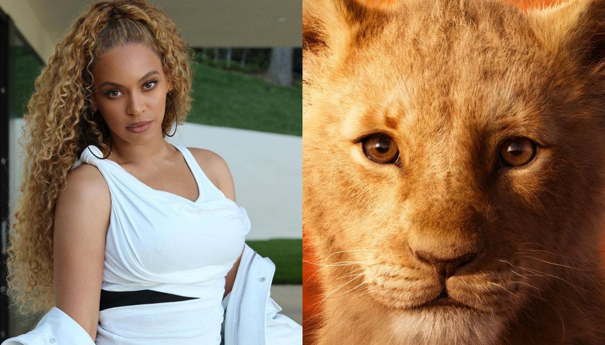 Beyoncé estrena Spirit la canción para el live action de El rey león