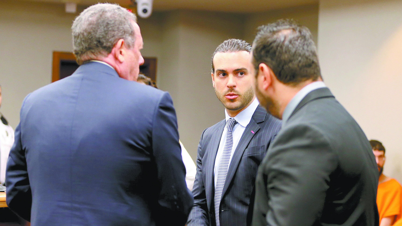 Corte no acepta alegato Pablo Lyle