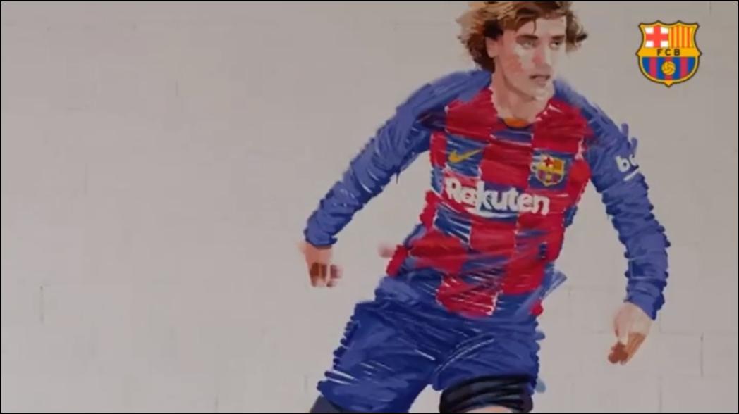 Antoine Griezmann, nuevo refuerzo del Barcelona