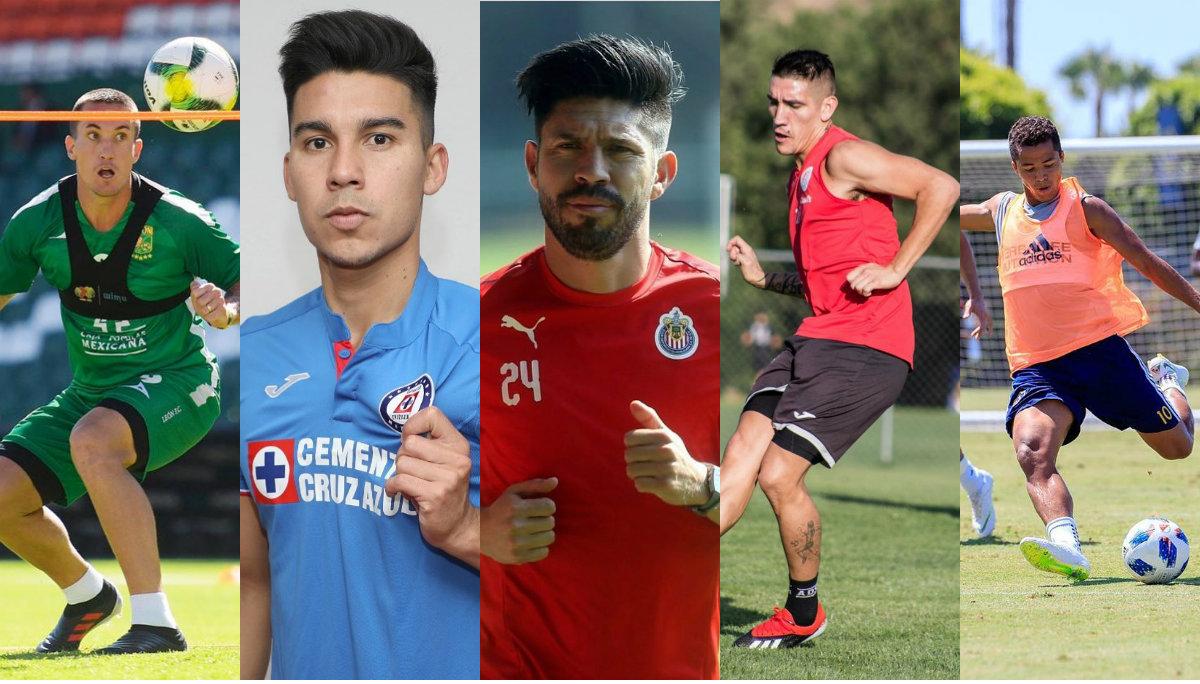 Liga MX Fichajes Apertura 2019