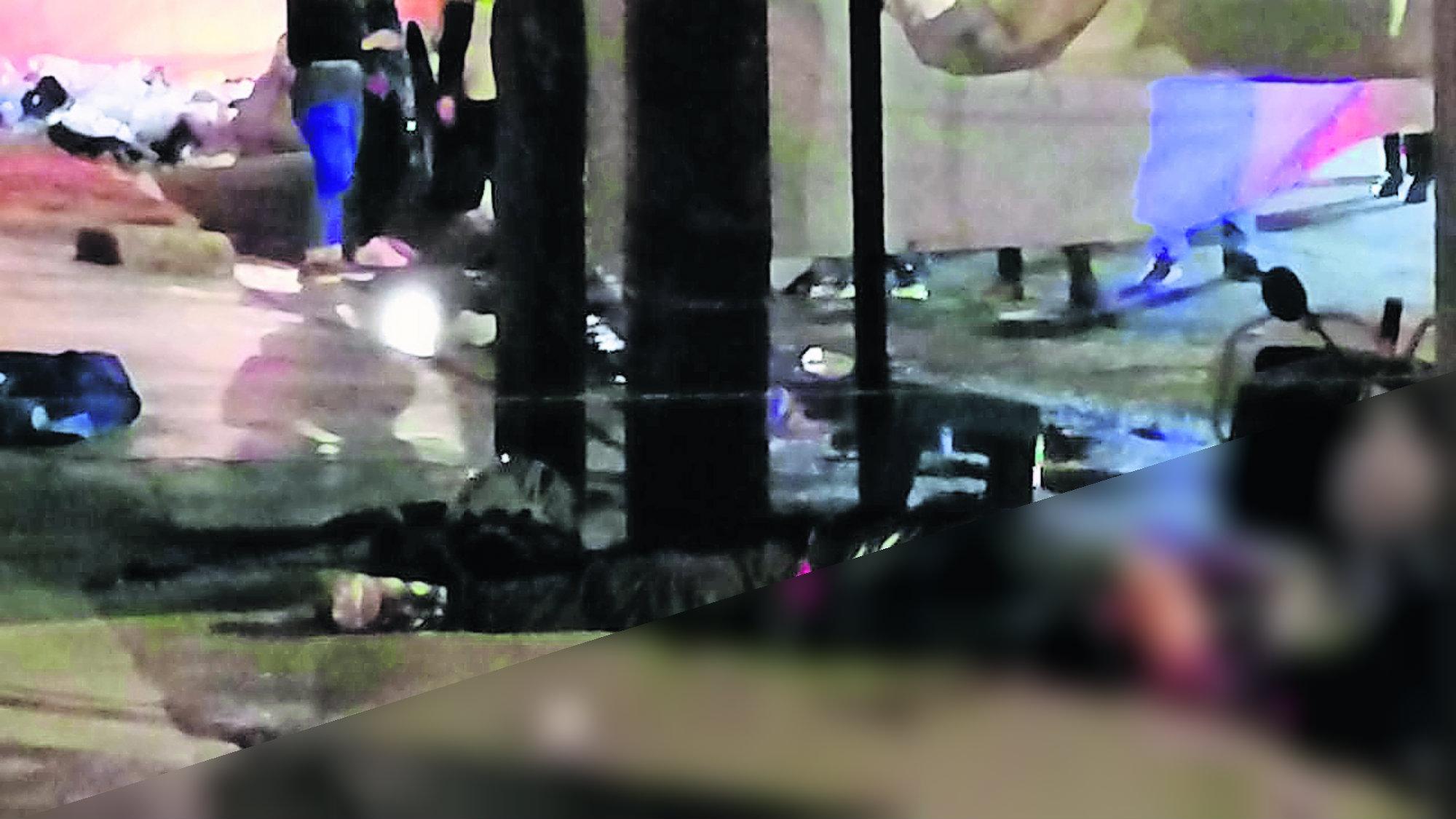 Ejecutan a sujeto Narcovenganza Tiro a la cabeza Motosicarios CDMX