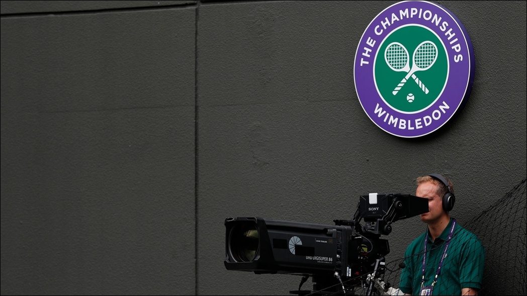 Le piratean la señal a Wimbledon