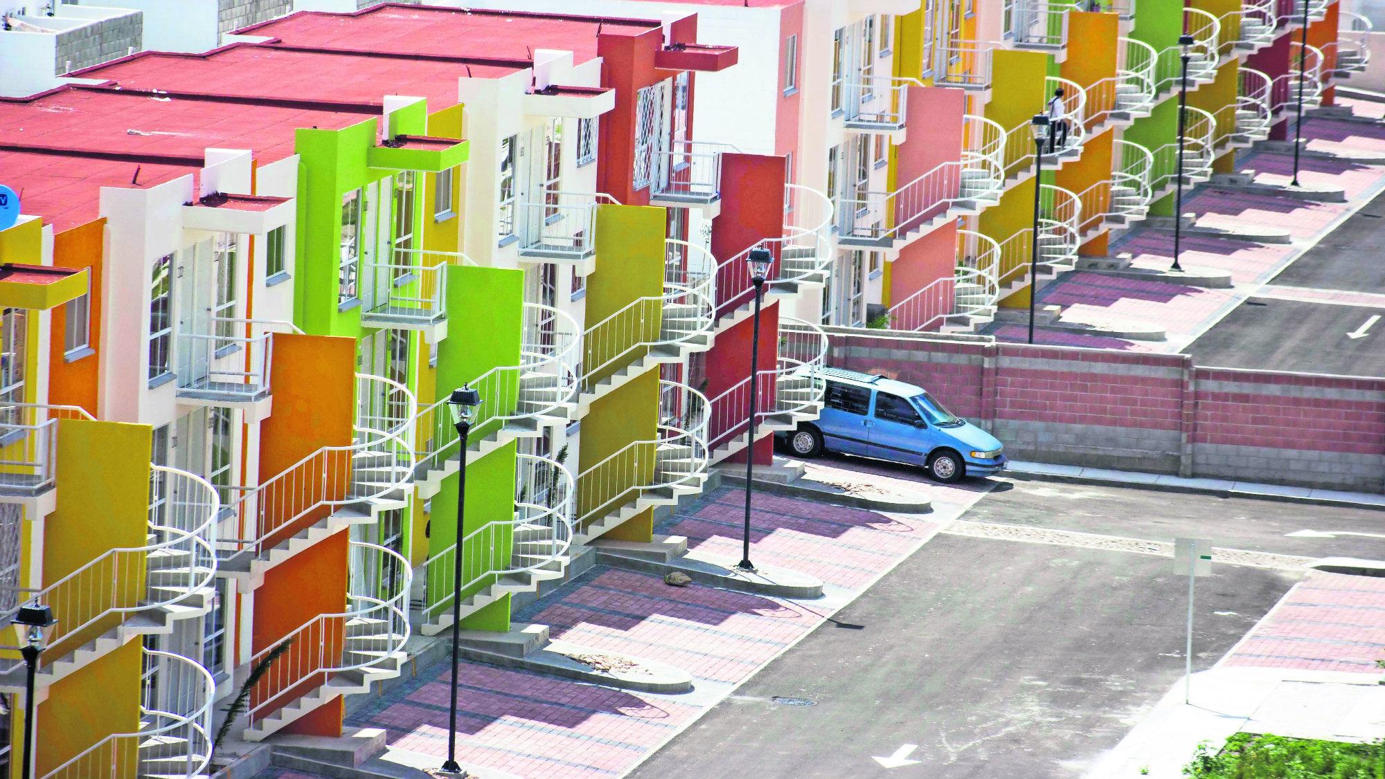 Desplome de viviendas Cuarta transformación Subsidio a viviendas AMLO