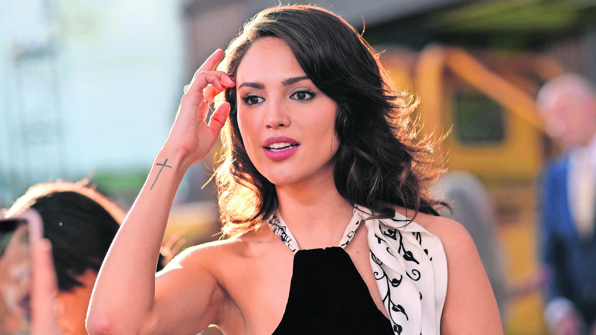 Eiza González Estreno de Fast and Furious Dayne Jonhson La Roca