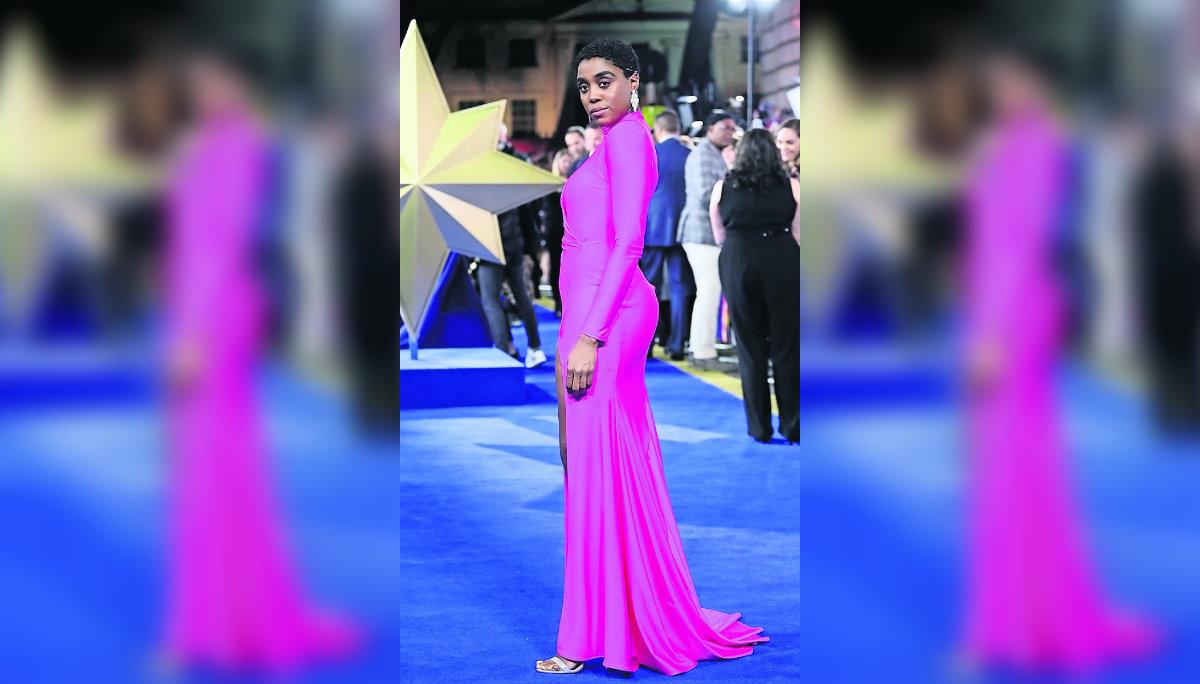 Lashana Lynch nueva chica 007