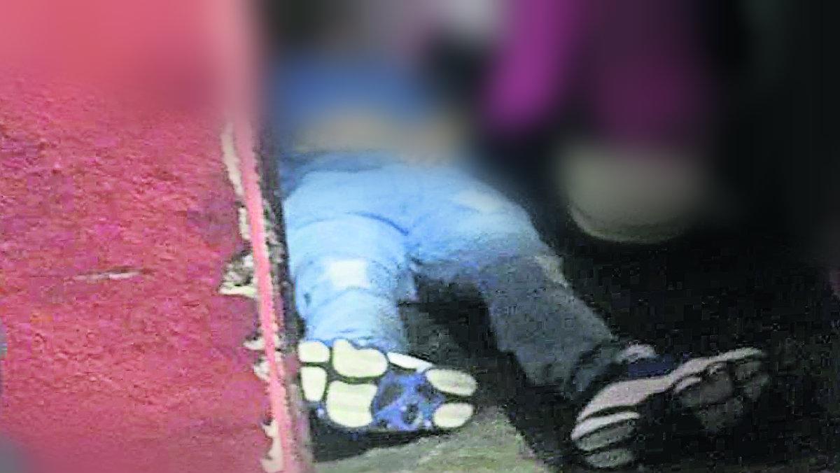 asesinan balazos bala cabeza sobrino dealer vendedor de droga vecinos detienen homicida culpable azcapotzalco