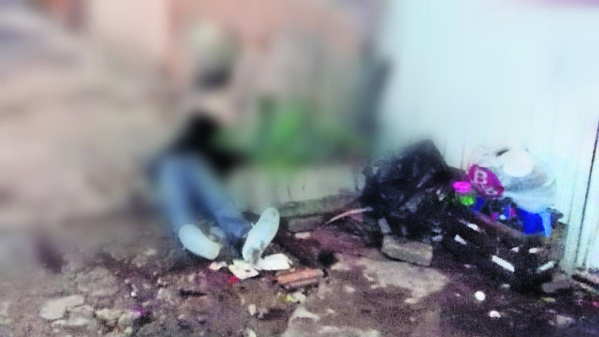 asesinan balazos hombres pelea discusión rafaguean plomo ciudad lago nezahualcóyotl