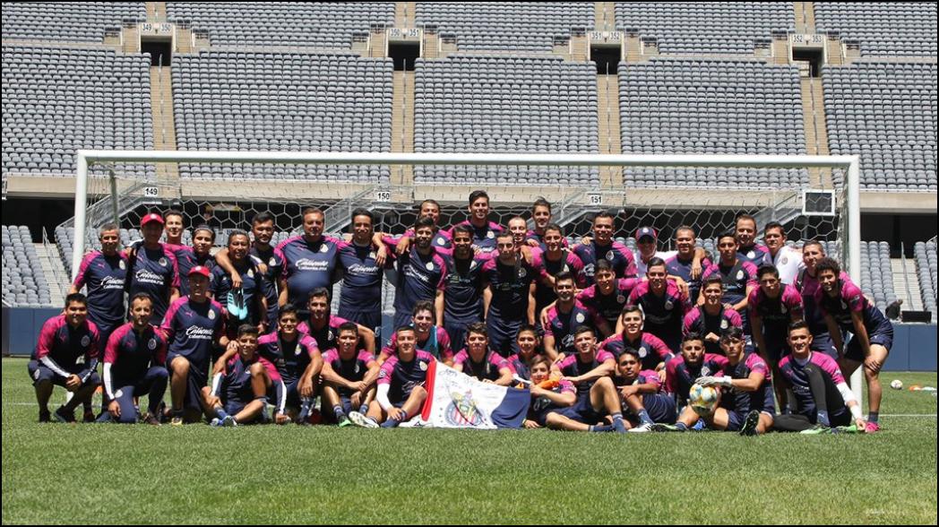 ¿Dónde y cuándo ver a Chivas en la International Champions Cup?