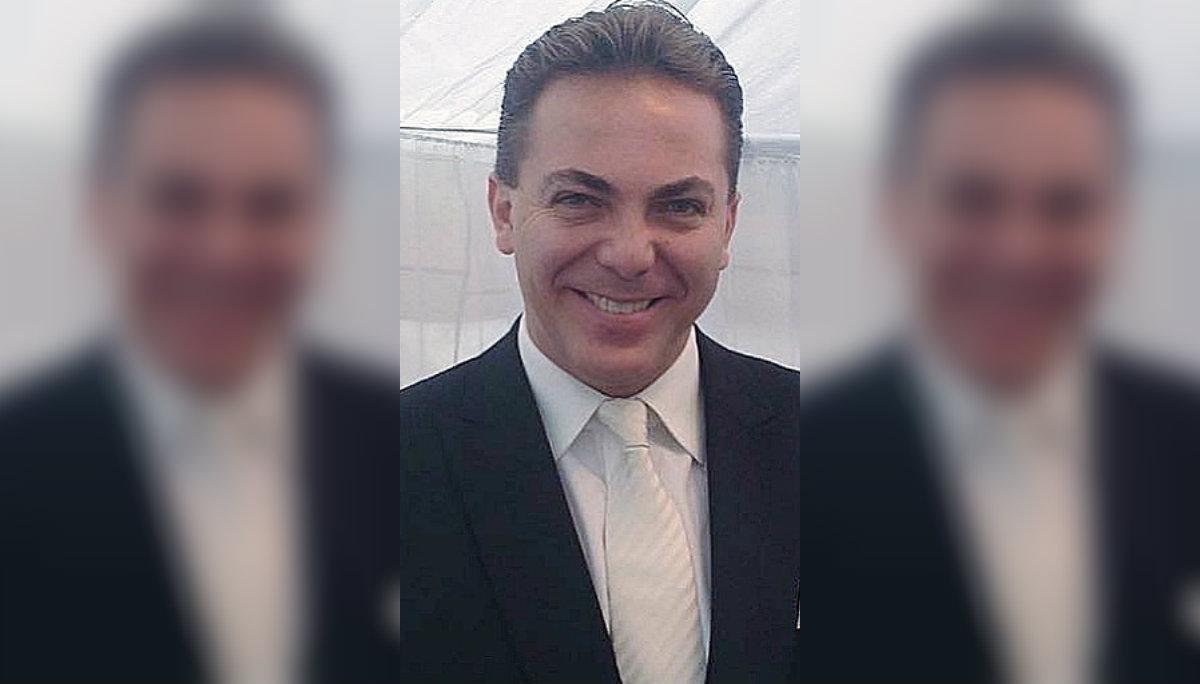 Cristian Castro queda fuera de musical por kilitos de más