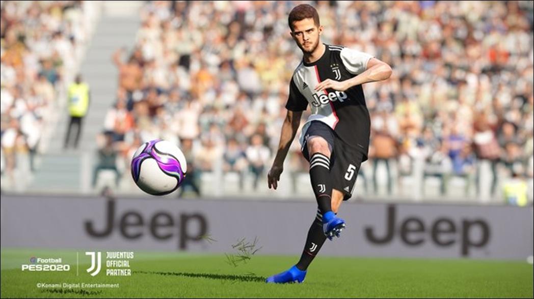 La Juventus ya no saldrá en el FIFA y se irá al PES 2020
