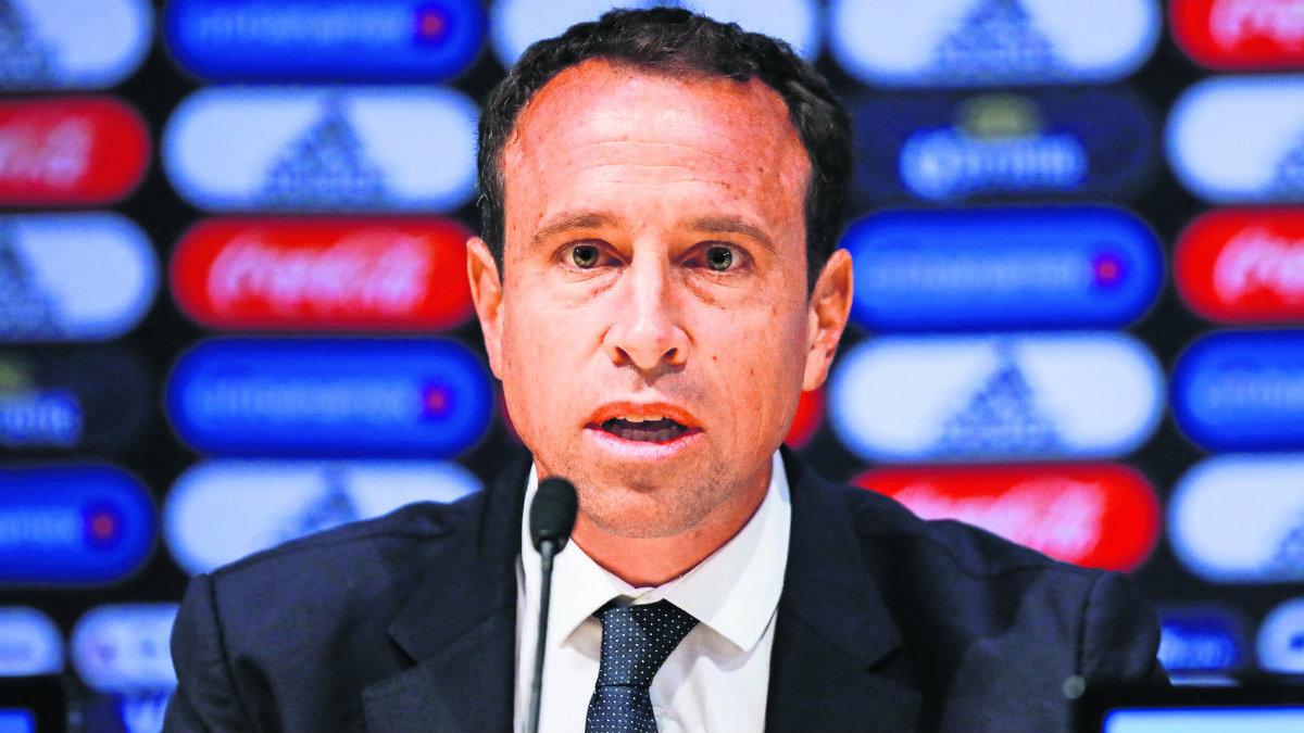 gerardo torrado director fmf conferencia de prensa objetivos llegar al mundial selección nacional mexicana tri