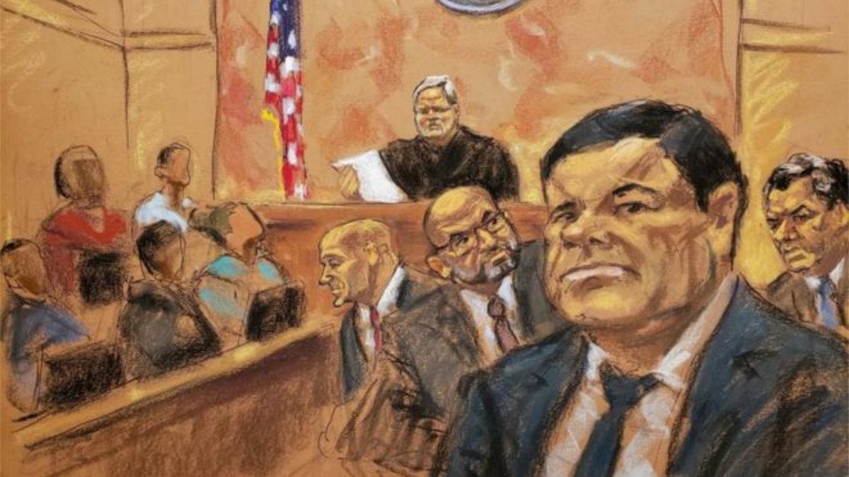 juez exige millones dólares joaquín chapo guzmán fortuna pelea legal defensa niega dinero