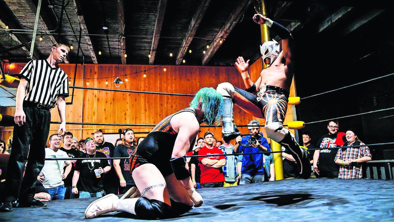 Lucha Libre Aeroboy Arena Coliseo