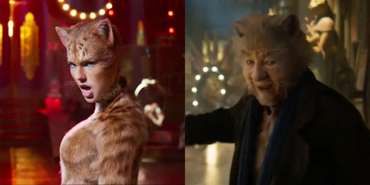 Estrenan trailer de la película Cats Taylor Swift e Ian McKellen causan furor