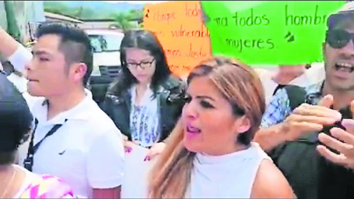 exigen justicia marchan joven asesinada taxista piden cárcel feminicidio