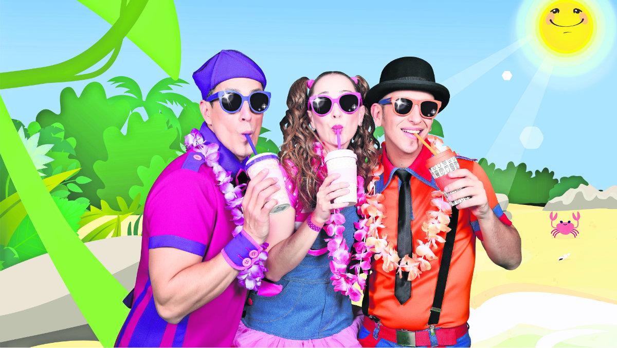 los pica pica grupo musical español fomentan valores música para niños
