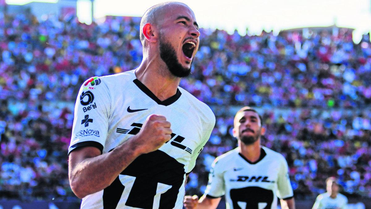 pumas san luis victoria marcador regreso a la liga mx unam goles resumen partido