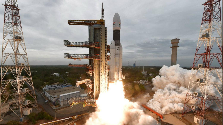 Agencia India de Investigación Espacial ISRO India choete misión lunar