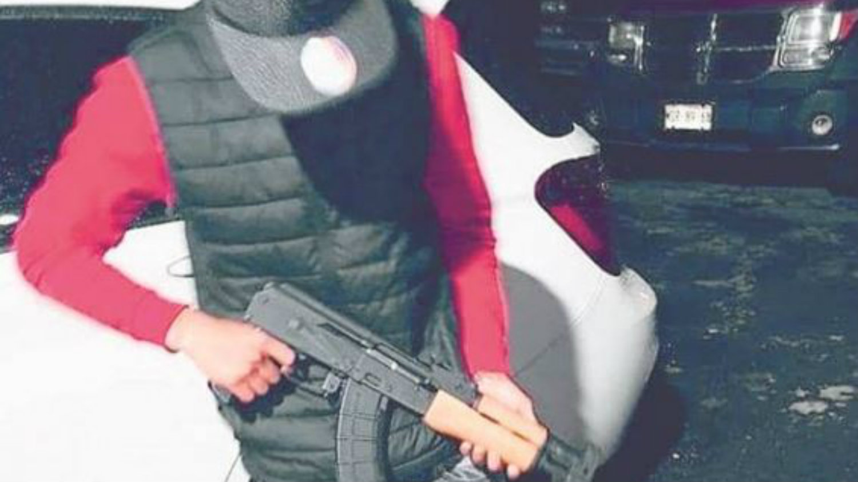 Eddie Joshua El Cabezon Los Chulos Ecatepec Jardines de Santa Clara policías asesinado AK-47