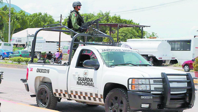 Guardia Nacional Morelos Cuernavaca José Manuel Sanz