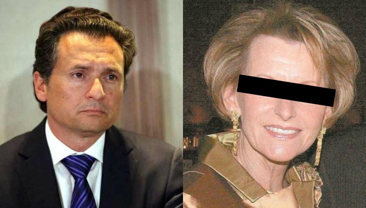 interpol detiene madre mamá emilio lozoya abogado javier coello alemania lavado de dinero