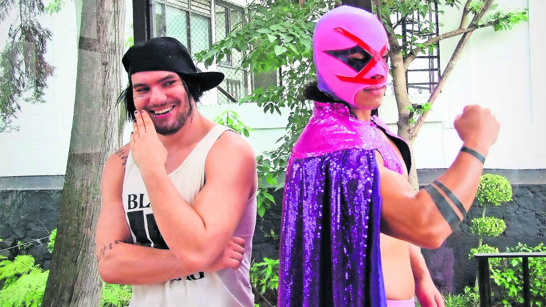 Australian Suicide lucha libre luchador australiano Triplemanía XXVII Vanilla