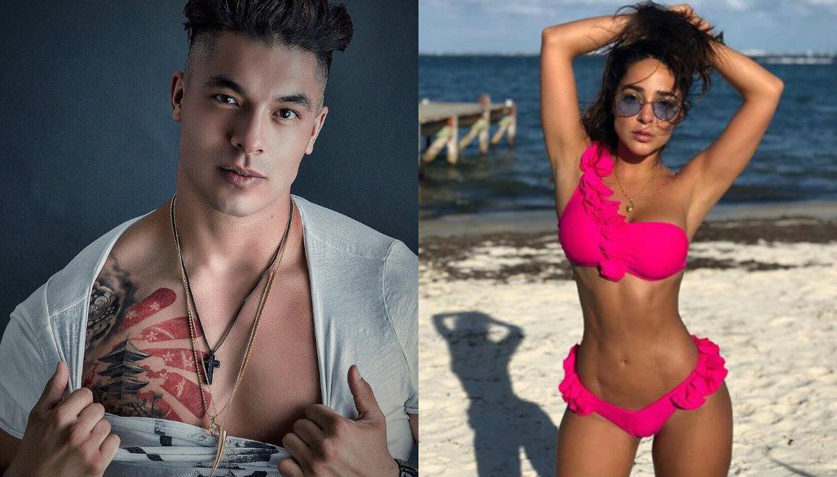 jawy méndez cantante ex novia Manelyk González dedica canciones mugo live acapulco shore pareja