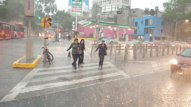 lluvias CDMX activan alertas