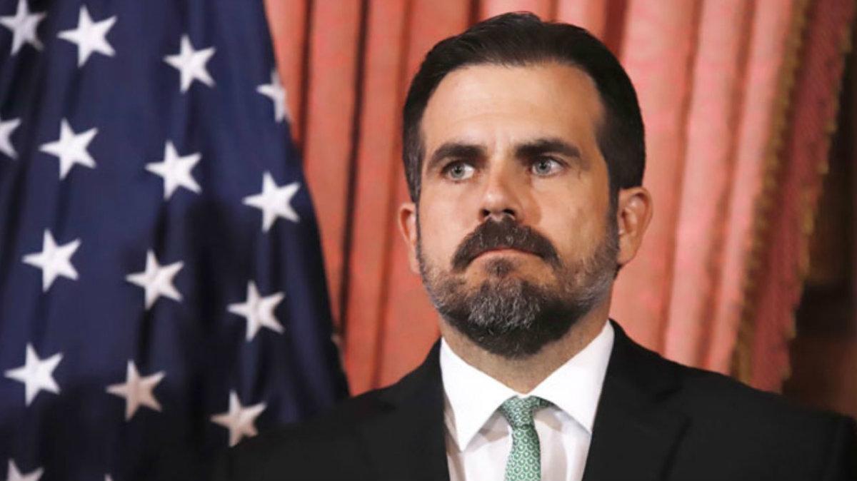 ricardo rosselló anuncia renuncia gobernador puerto rico protestas en su contra fecha hora