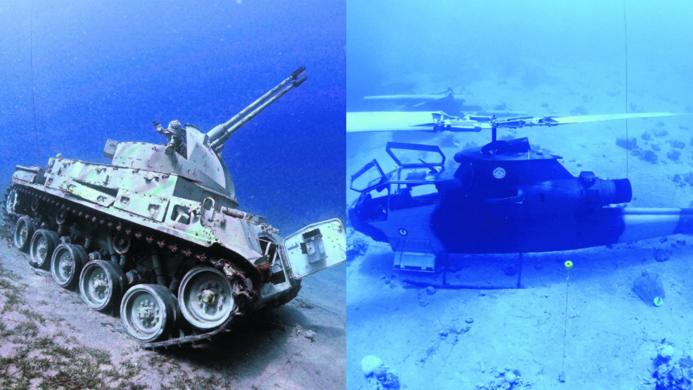 abren museo submarino Mar Rojo