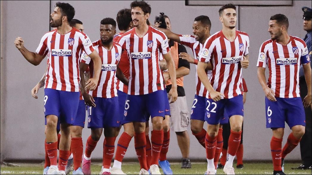 Atlético de Madrid aplasta al Real Madrid