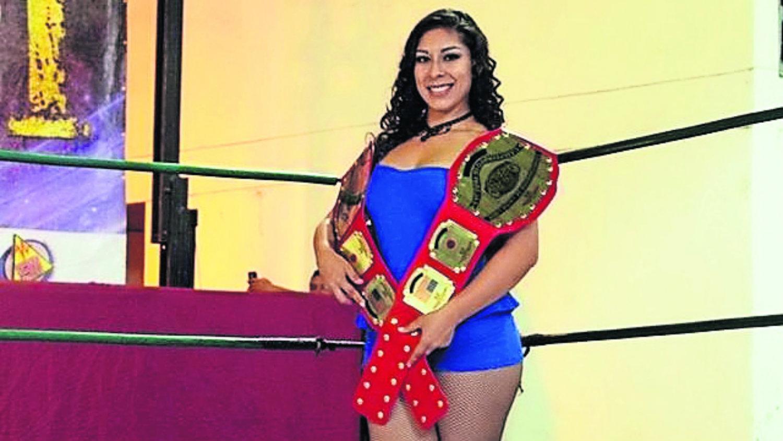 convocatoria reina de lucha libre en Morelos