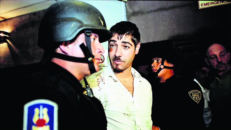 israelí asesinado en Plaza Arts tenía antecedentes delictivos