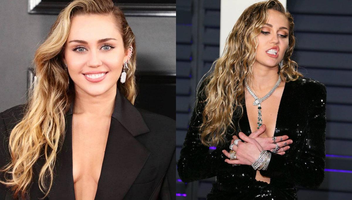 Miley Cyrus posa en tanga pero sus pies roban cámara e internautas la tunden
