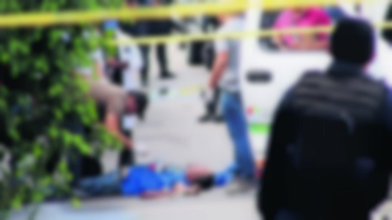 sale de su trabajo y lo ejecutan en Morelos balazos