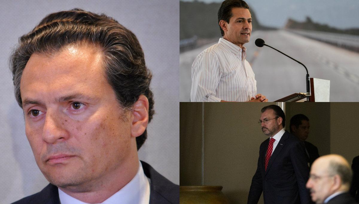 Emilio Lozoya dirá toda la verdad sobre el saqueo de Peña Nieto y Videgaray a Pemex