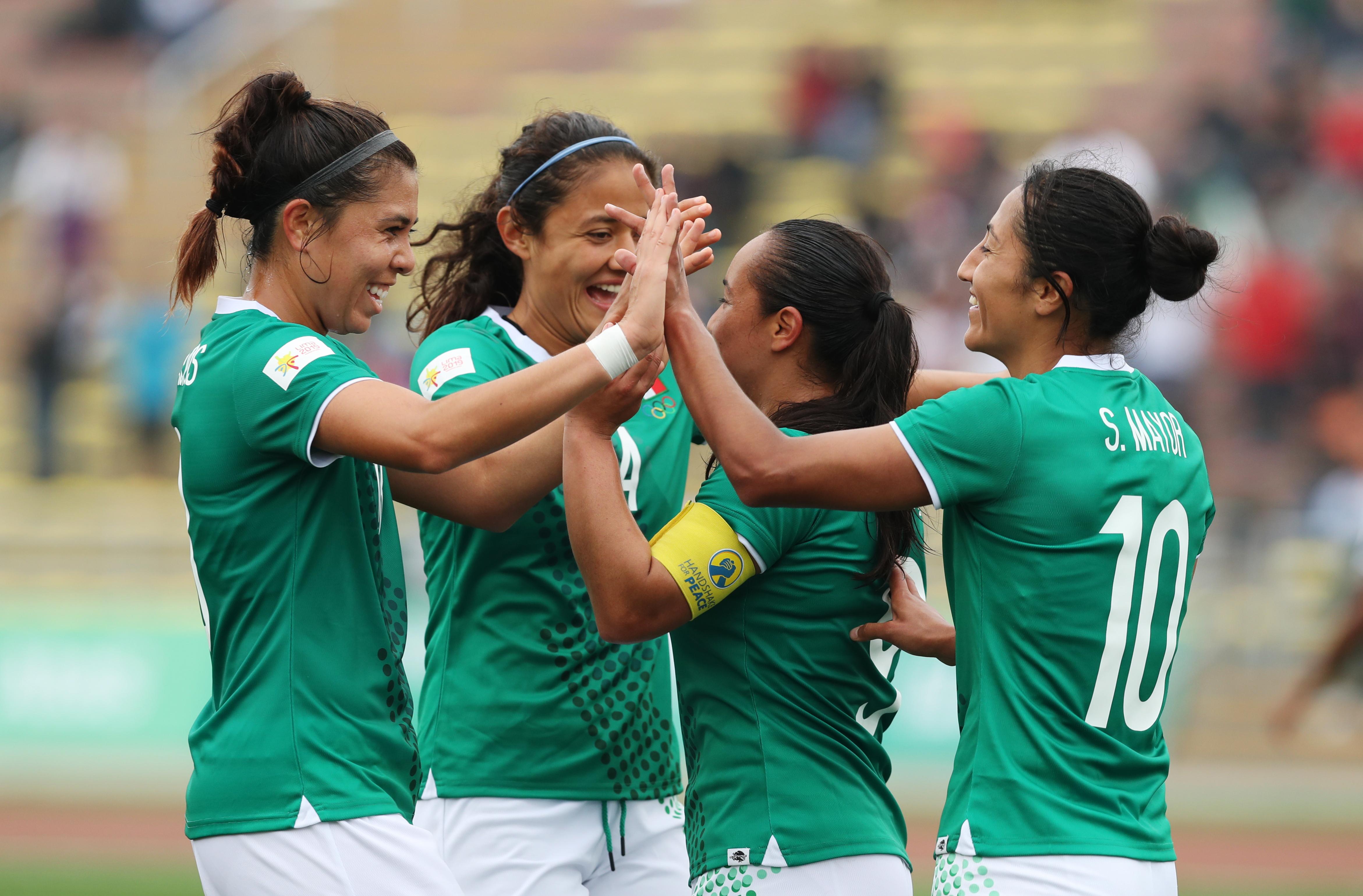 Selección Femenil debuta con triunfo en Lima 2019