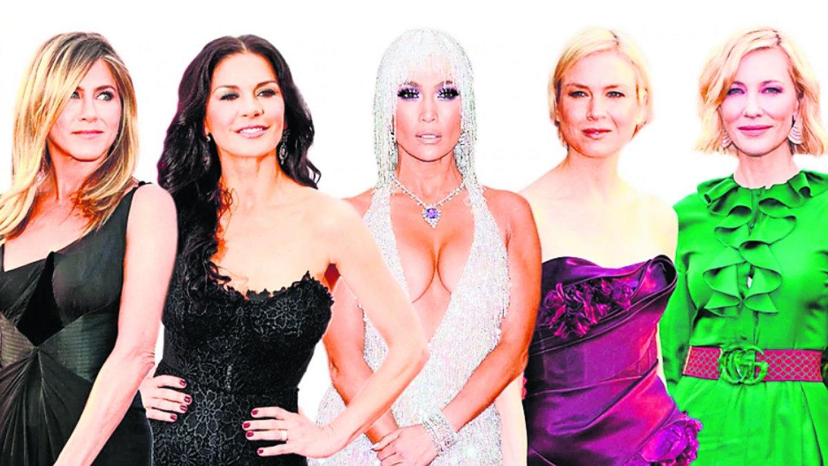 maduras actrices cincuenta años guapas sexys