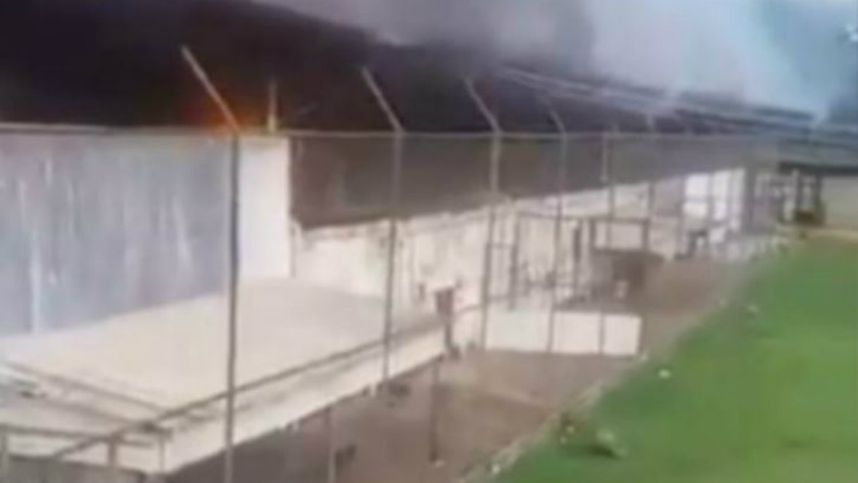 Prisión Brasil reclusos